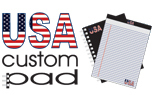 USA Custom Pad logo