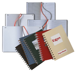 Large Blank Journals