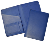blue classic leather journal covers