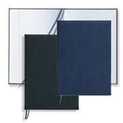 Black and Blue Large Imitation Ruled Journals